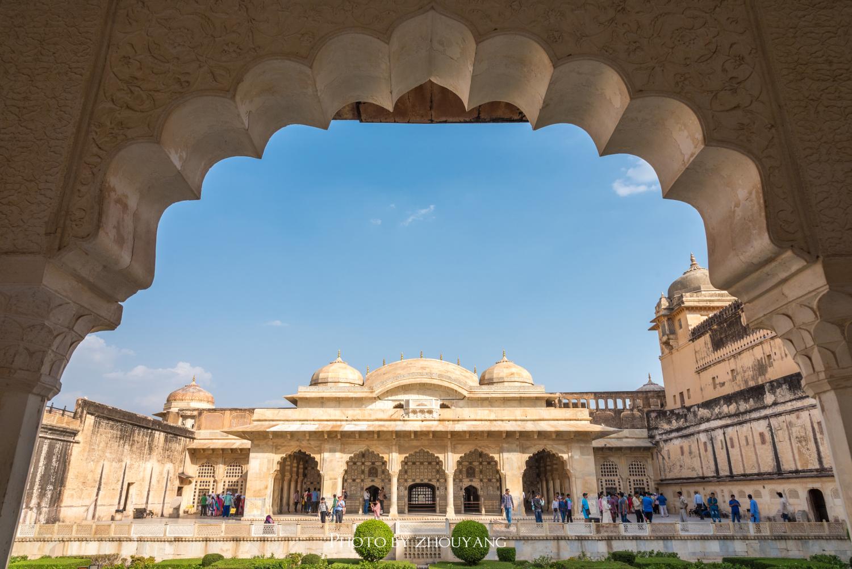 从琥珀堡王宫,了解印度后宫如何避免嫔妃矛盾