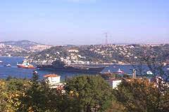 """瓦良格航母来华辛酸路:土耳其强行扣押 中国用先进"""""""
