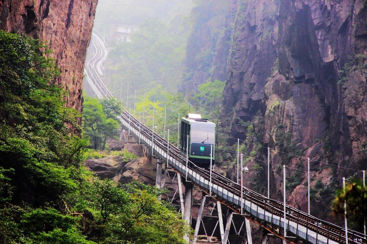 南京出发,坐着高铁去这些胜地享清凉一夏吧~