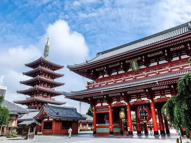 """""""东京最值得一去""""的景点大排名,你去过哪几个?"""