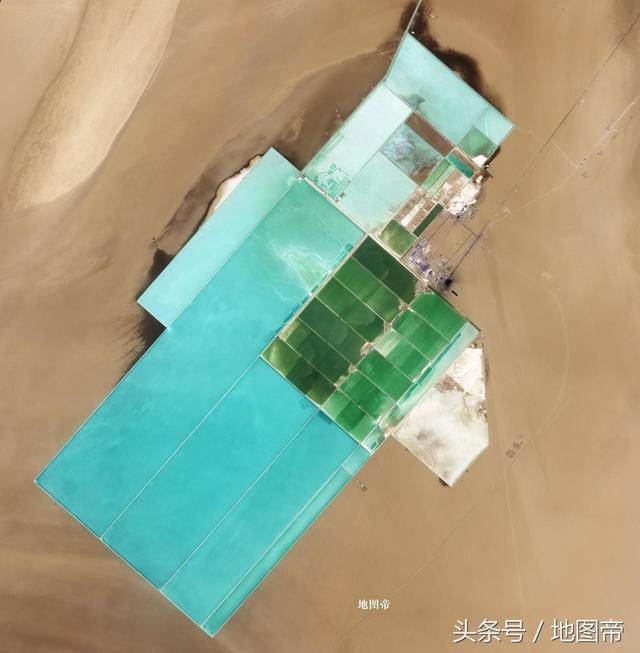 若羌县,中国最大的县,面积顶两个韩国
