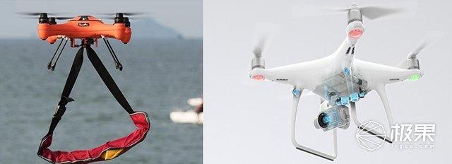 能下水堪比小潜艇的无人机!上天入水拍4K 科技资讯 第7张