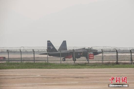 中国第四代隐身战机 鹘鹰 将首次亮相巴黎航展 图