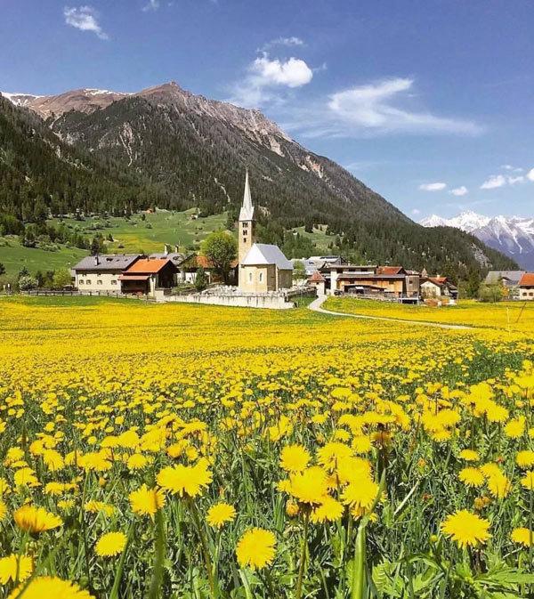 瑞士风光,宁静,优美。。。。。。 - ★  牧笛  ★ - ☆☆【牧笛视觉藝術】☆☆