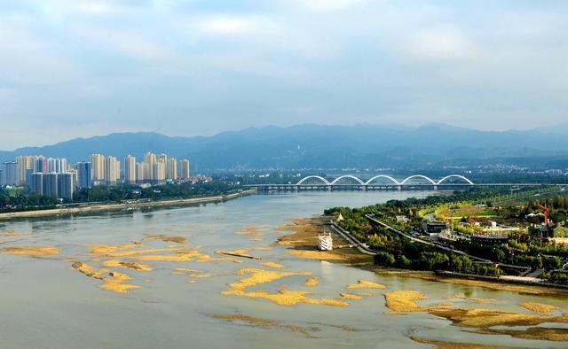 陕西面积最大的5个城市,第5是商洛,第1是榆林