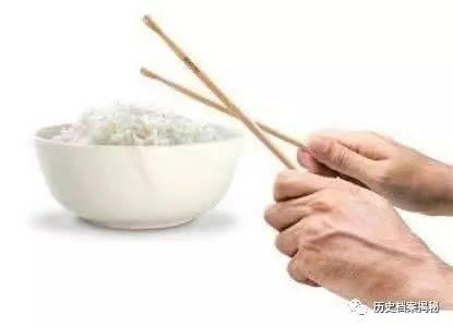 筷子有九大大禁忌,你了解多少