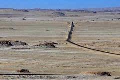 自驾国道315,媲美美国66号公路,漫漫黄沙无边雅丹神秘莫测!