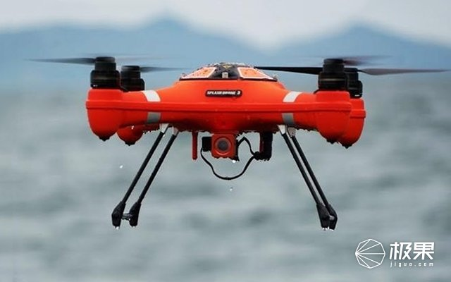 能下水堪比小潜艇的无人机!上天入水拍4K 科技资讯 第5张