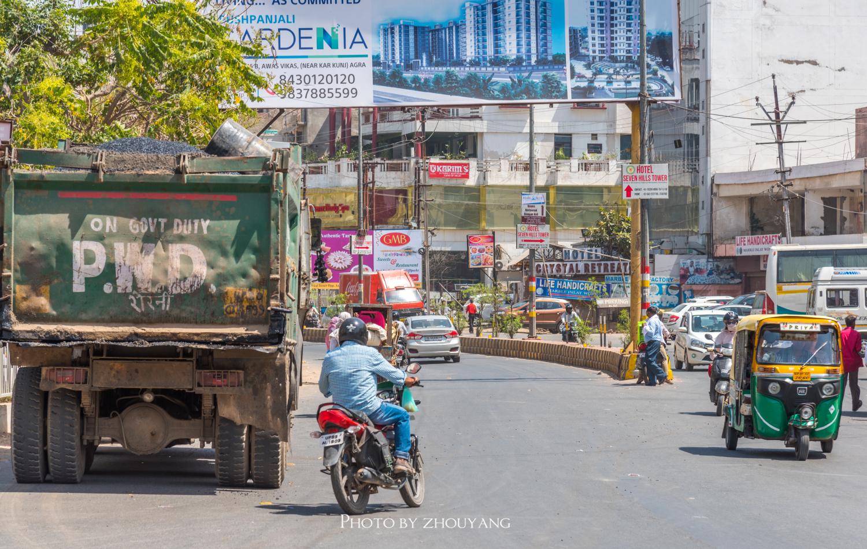 从泰姬之城阿格拉,看印度人的贫穷与乐观