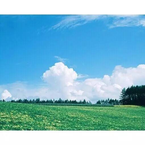 VSCO 清新天空蓝调色步骤