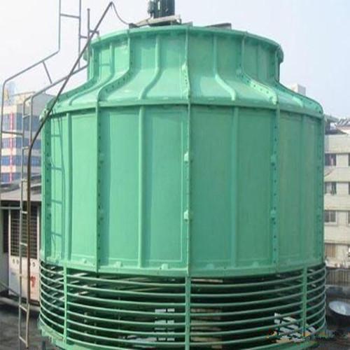 现货供应玻璃钢逆流式冷却塔20 100T均可生产