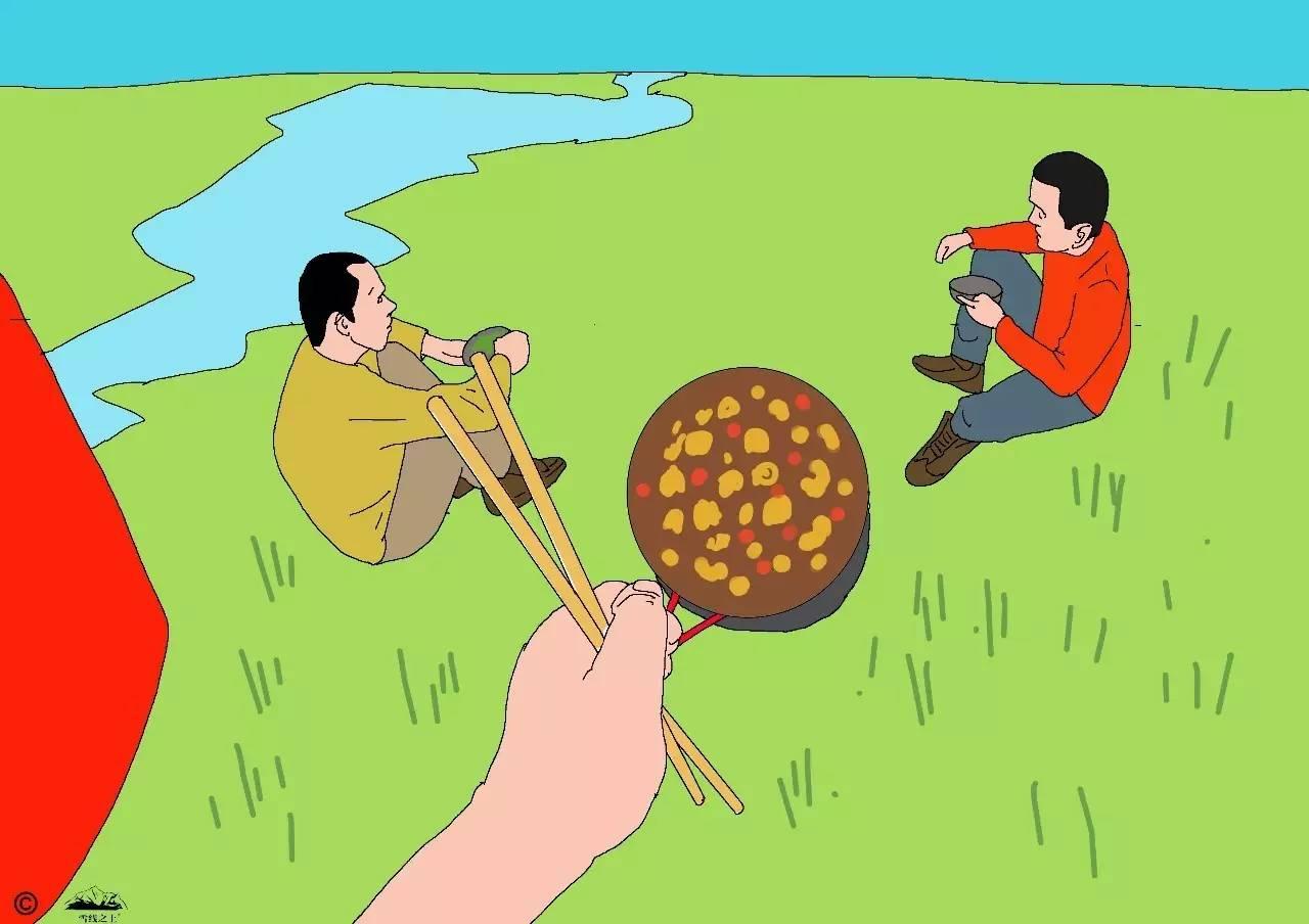课堂|有没有一种方便,营养,还美味的山野食品?