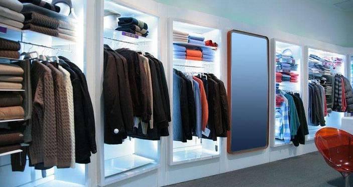 服装生意必备的服装陈列技巧 非常全面
