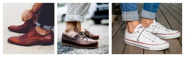 乐福鞋、渔夫鞋、匡威