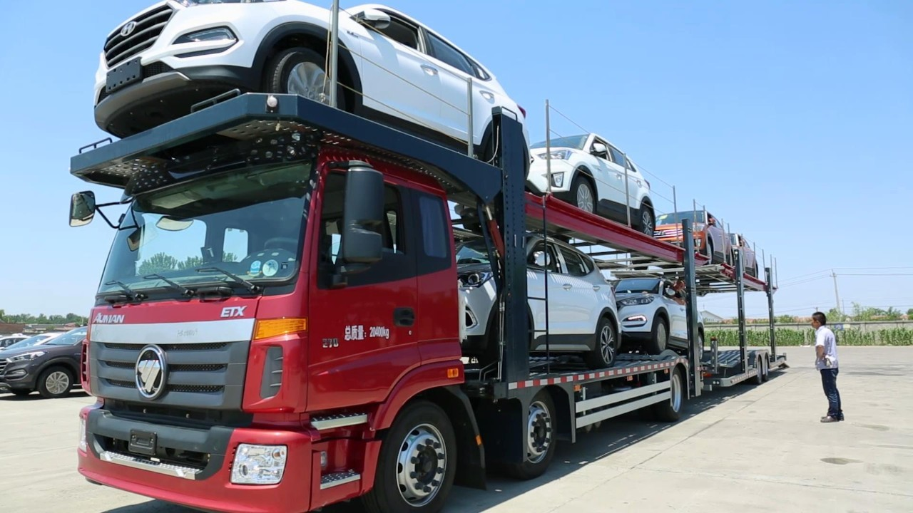 【图】- 新到16年欧曼ETX双驱400马力车况精品 -... - 杭州百姓网
