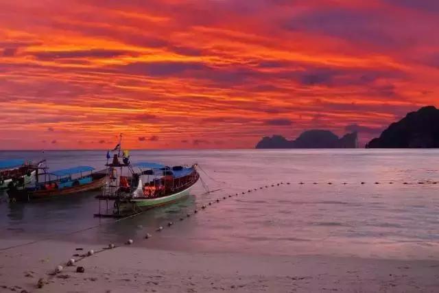 谈起度假,99%的人要推荐这30个全球旅行地