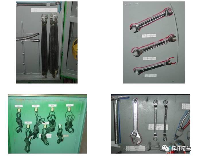 工厂车间工具5S定置标识管理规范