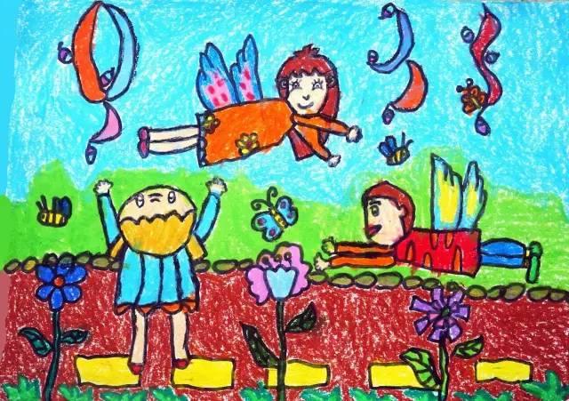 有家 有爱 有梦 主题绘画征集 用色彩创造想象未来