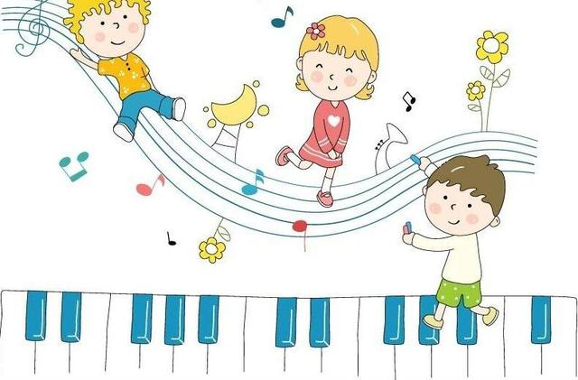 幼儿钢琴曲不说话