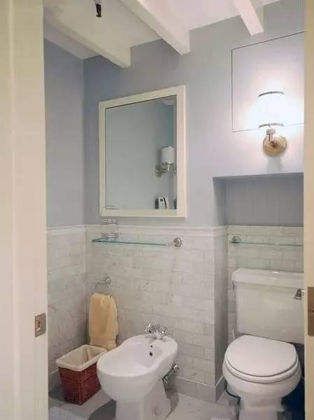 4平方、6平方、8平方的卫生间分别东西16米房屋15米南北设计图图片