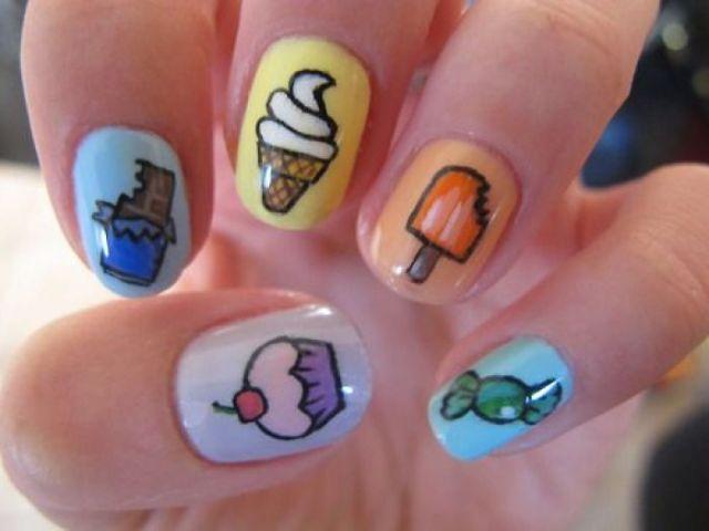 指尖的冰淇淋,让你清凉一夏