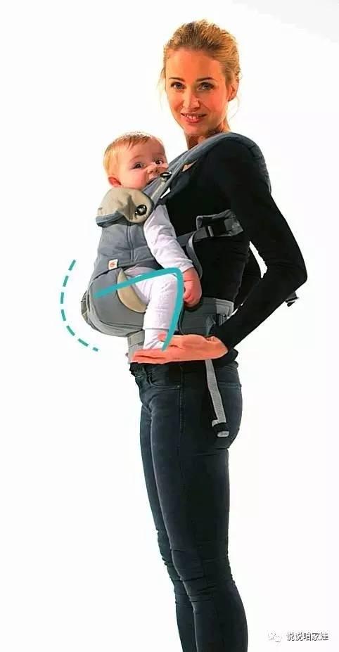 美国进口顶尖婴儿背带