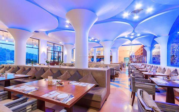 西安餐厅装修多少钱 未央区餐饮类店铺预算分析