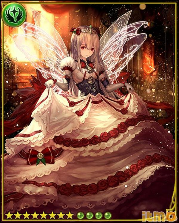 影之诗角色专辑—妖精公主艾丽娅美图图片