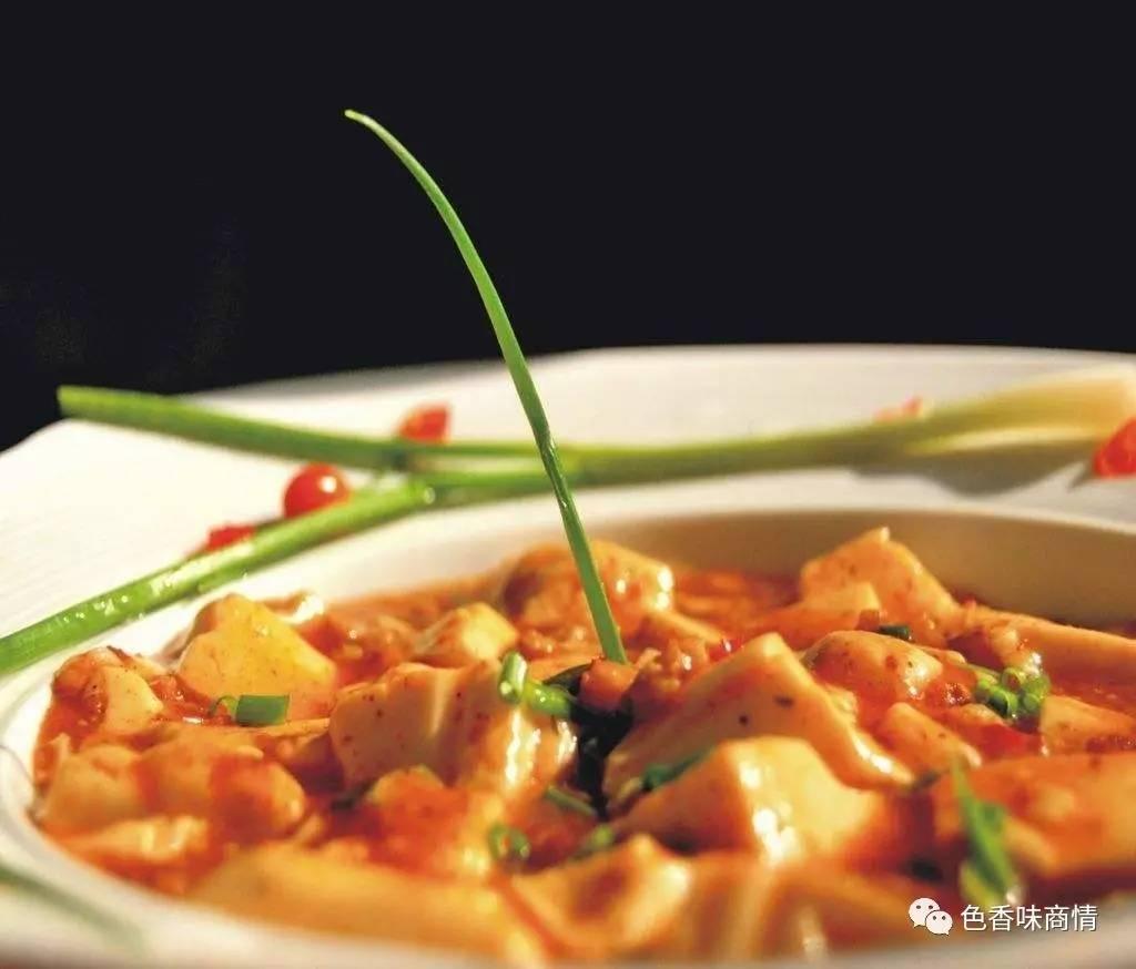 舌尖上的美食记忆 麻婆豆腐