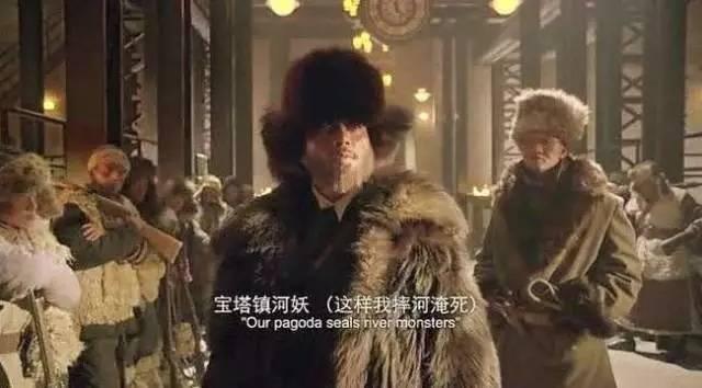历史  天王盖地虎,那宝塔镇的是什么妖?