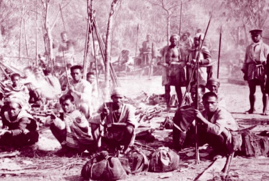 抗击日本侵略:台湾民众的维护祖国统一的斗争
