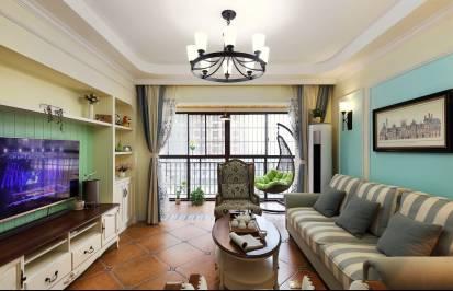 你家客厅有这么敞亮吗