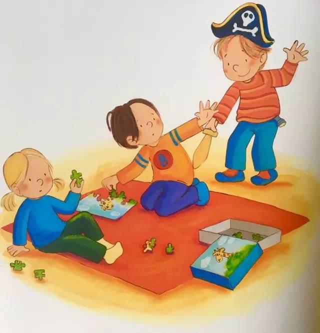 """不停打扰朋友,不听别人说""""停"""",最后他只能接受惩罚——在椅子上坐五"""