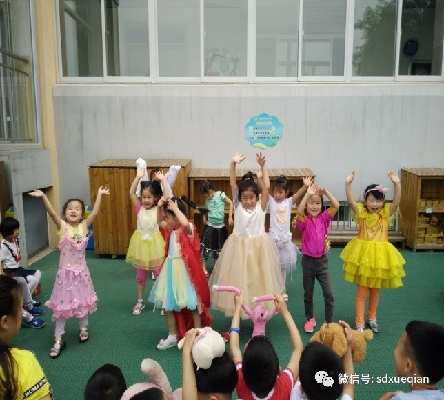 淄博师专附属幼儿园学前教育宣传月活动总结