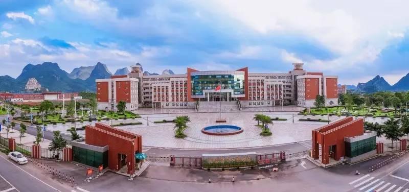 院校风采丨桂林航天工业学院,广西唯一设置航空航天专业的本科院校图片