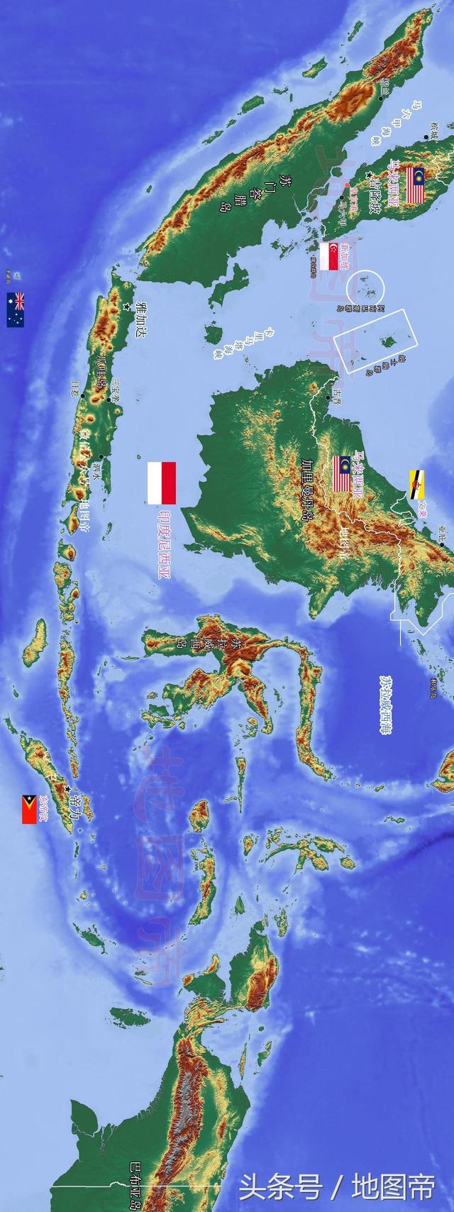 曾母岛,华人曾在南海上建立的家园