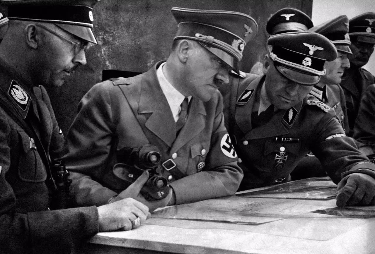 纳粹制服为什么那么帅 不是因为希特勒,而是因为他图片