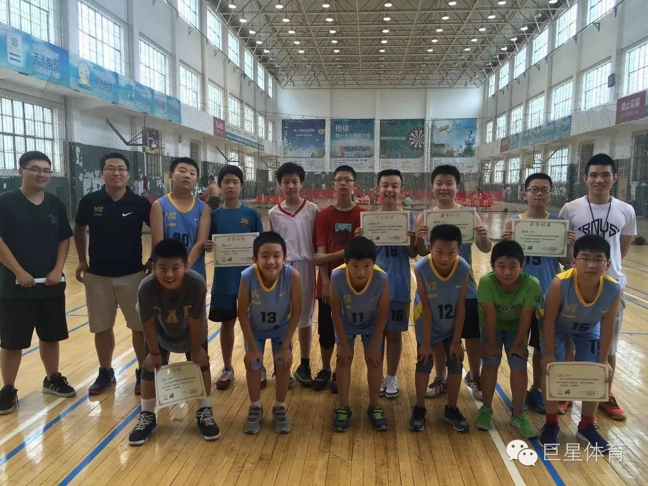 西安体育学院巨星篮球暑假训练营 招生简章