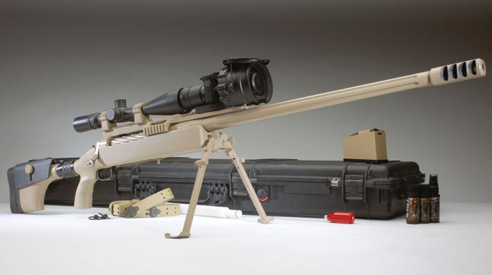 m14狙击枪-3540米 加拿大狙击手超远狙杀IS分子 破全球军事纪录 组图