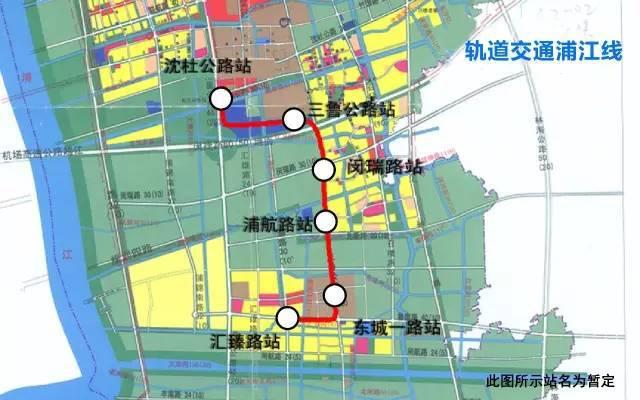 独家 上海今年将增开3条地铁线路 这些购物中心最有利图片