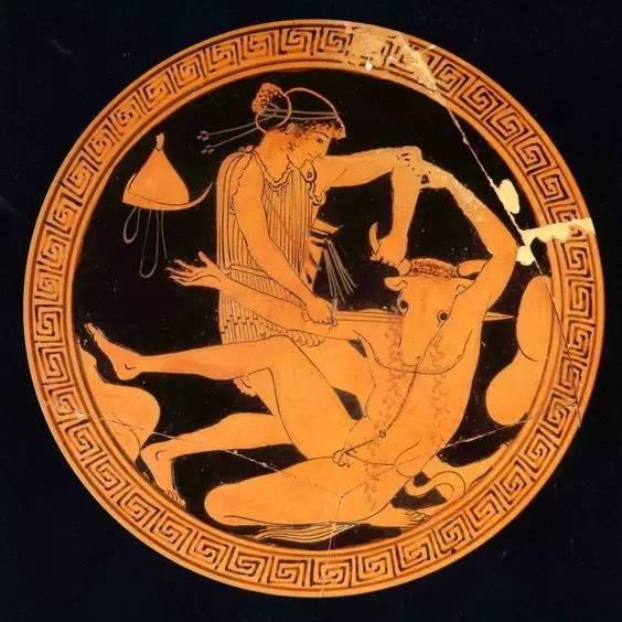 希腊神话的性质