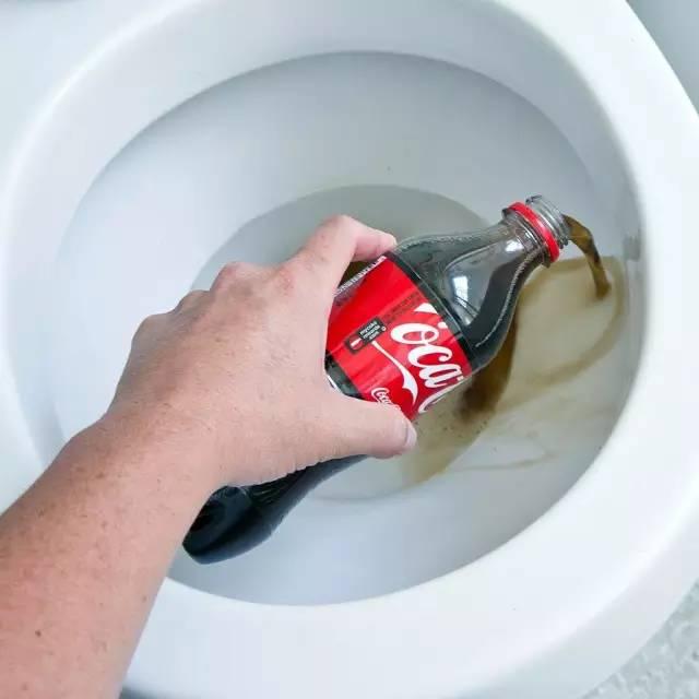 武冈人,家里一定要备一瓶可乐,功能简直太强大