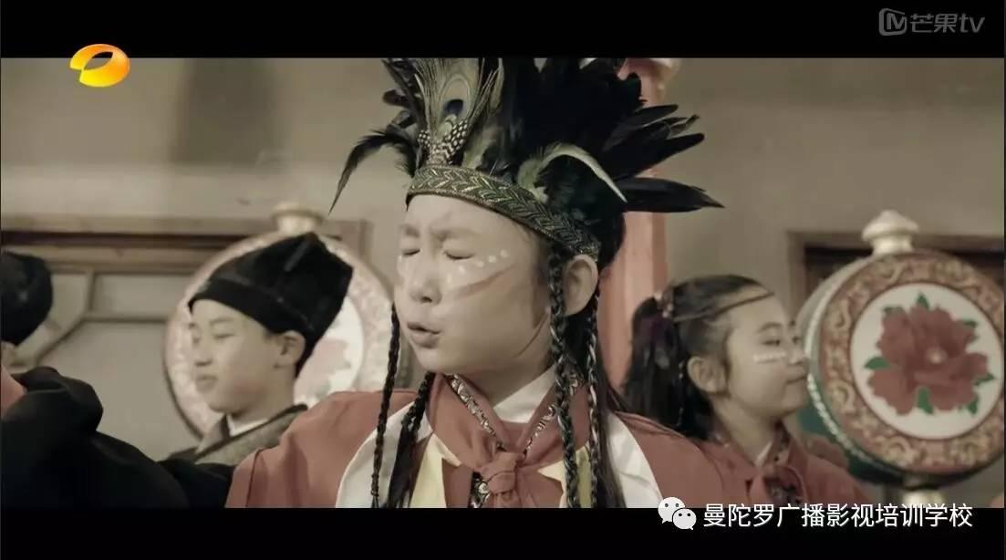 曼陀罗小戏骨彭楚雅霸屏 中华文明之美