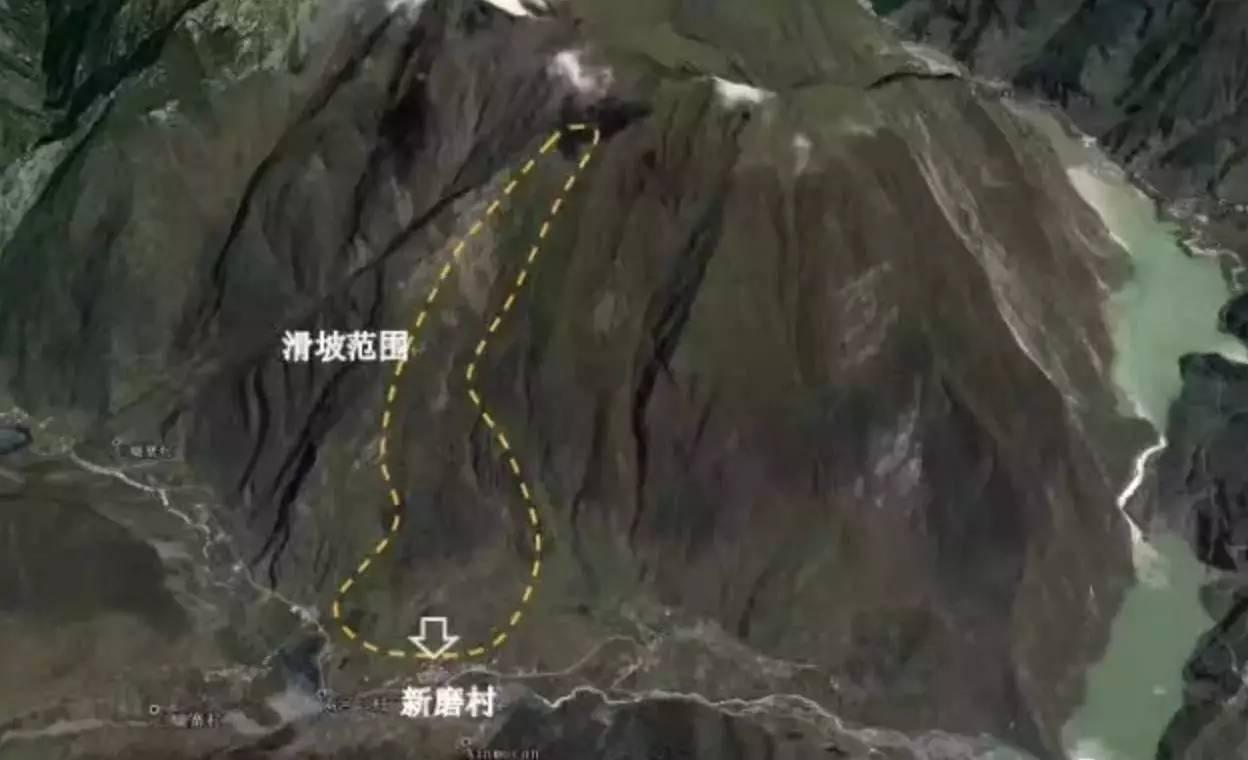四川茂县山体垮塌120多人失联 刚满月婴儿凌晨哭闹,救了父母一命
