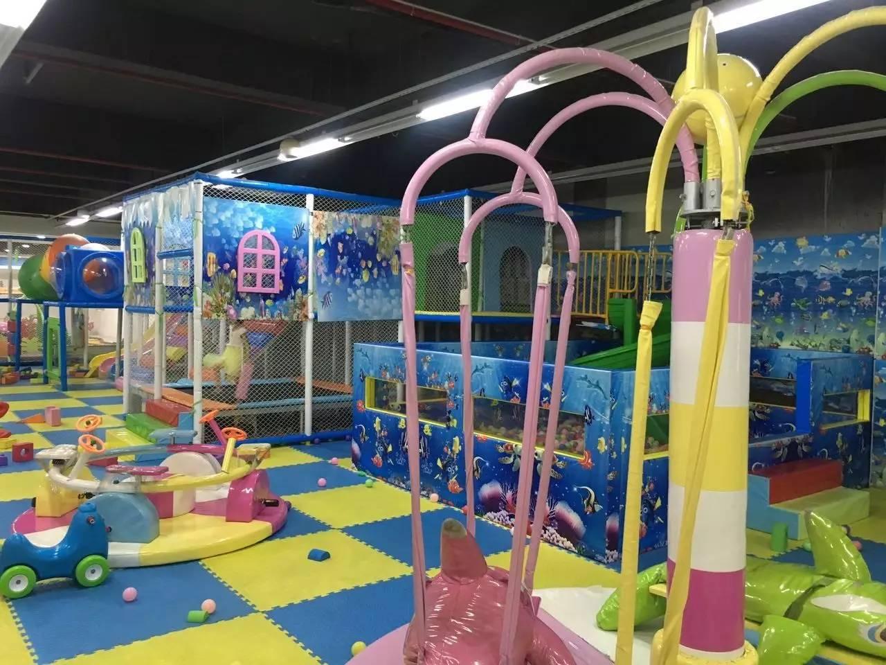 金湖最大室内儿童乐园周年庆,免费狂欢月