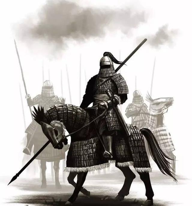 青木葵骑兵_传说中的重骑兵铁浮屠到底有多强?
