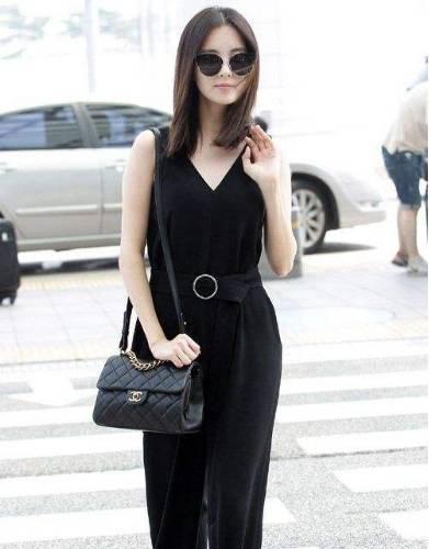 女人千万不要乱穿黑色,懂得搭配才会有气质
