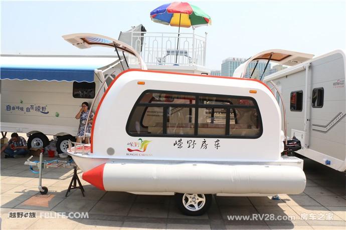 盘点2017中国国际房车展上最具设计感的房车