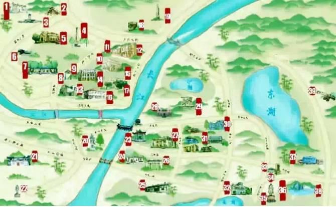 武汉文化景点一览图片