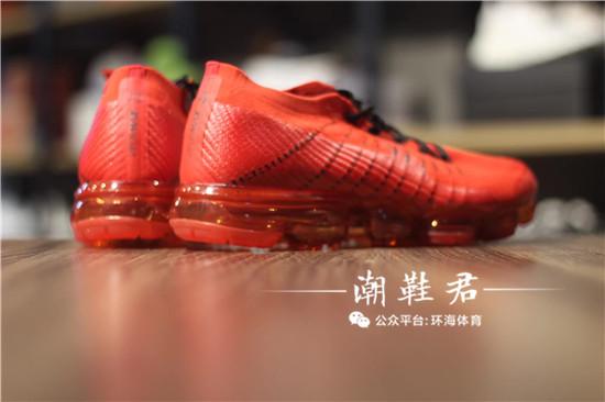 陈冠希联名 Nike Air VaporMax Flyknit 开箱测评